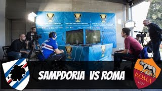 SAMPDORIA eSports vs ROMA eSports su SKY SPORT! | FIFA18