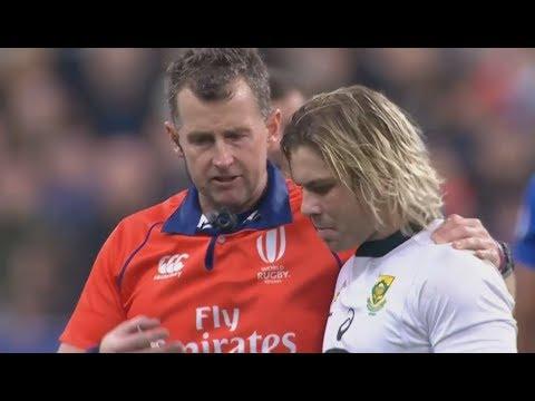 Referee Grand Master - Nigel Owens [France vs South Africa '18]