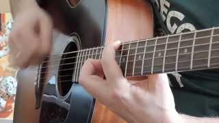 Ёлка feat. Бурито - Ты знаешь (guitar cover)
