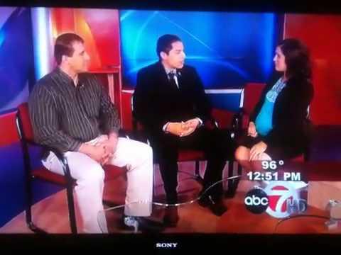 "ABC 7 Interview ""A Few Good Men"" at the El Paso Playhouse"
