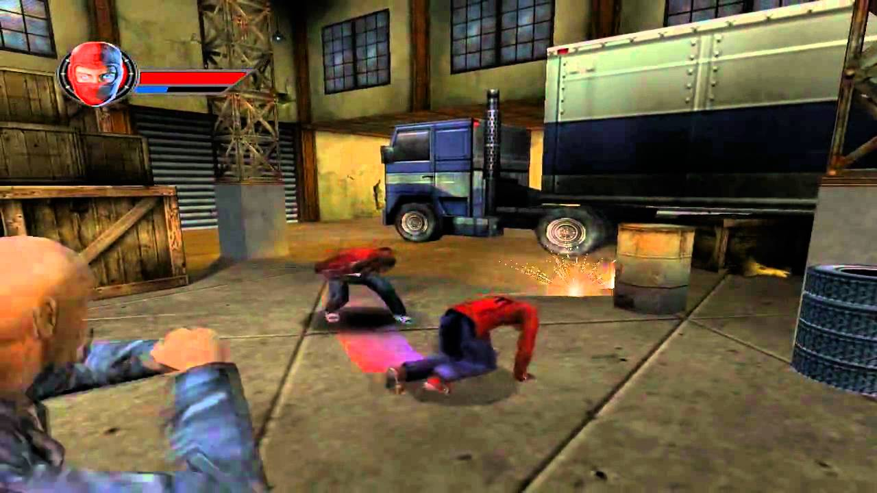 spiderman the movie video game part 2