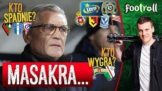 Tragiczny Lech walczy o górną ósemkę?   Omówienie Ekstraklasy!