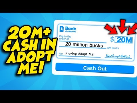 How To Become The Richest Player In Adopt Me Get Rich Quick