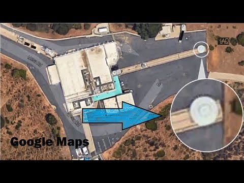 5 Penampakan UFO Paling Jelas yang Tertangkap pada Google Earth (Google Maps)