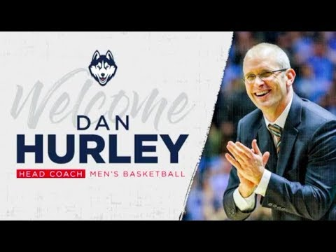 UConn Men's Basketball Head Coach Dan Hurley Introductory Press Conference