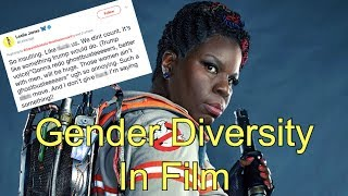 Leslie Jones's Tweet Was Wrong and The Gender Diversity Problem