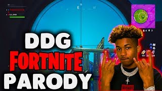 DDG - Givenchy (Fortnite Battle Royale Parody) Prod. by TreOnTheBeat