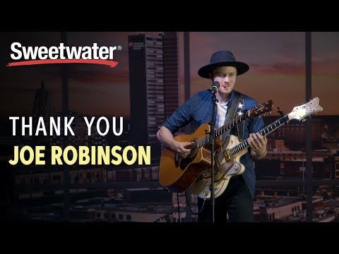Joe Robinson - Thank You (Live at Sweetwater)