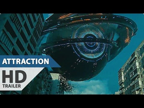 ATTRACTION Teaser Trailer (Russia Science Fiction - 2017) streaming vf