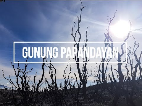 Pendakian Papandayan (2-3 September 2017)