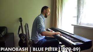 Blue Peter TV Theme | Piano Bash