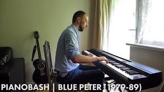 Blue Peter TV Theme | Piano Bash