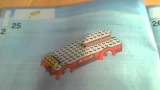 Інструкція до лего 60084 (мотоцикли) 1 частина