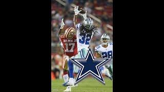 Donovan Olumba Film Session || Dallas Cowboys Training Camp Player To Watch
