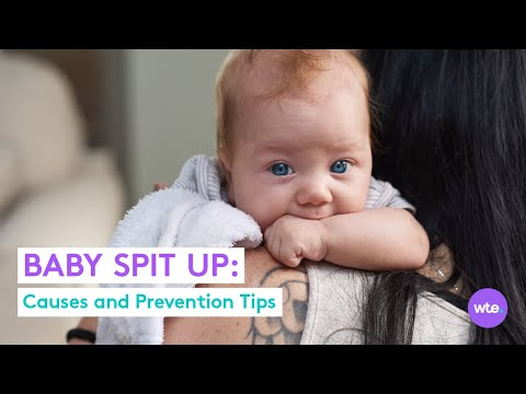 Is Baby Spit Up a clinical Concern or Laundry Problem