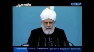 Grâces divines et gratitude - Sermon du 13/07/2012