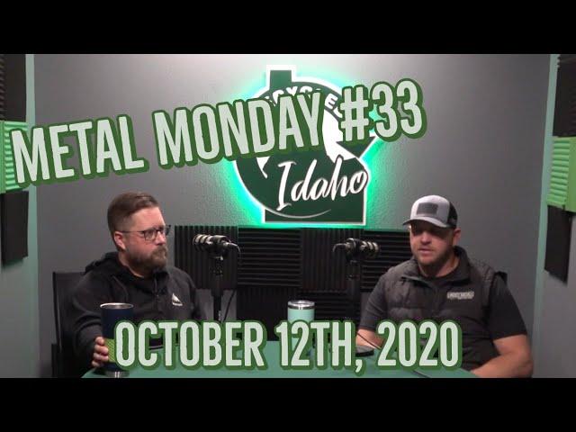 Metal Monday Oct 12th 2020
