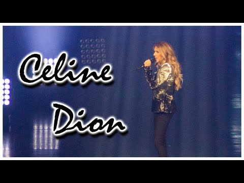 Celine Dion 2017 Tele2arena stockholm - I'm your lady & I Drove all night