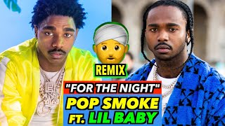 Pop Smoke - For The Night ft. Lil Baby (INDIAN VERSION)