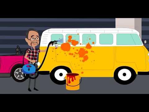 "Aaron Pritchett - ""VW Bus"" - Official Lyric Video"