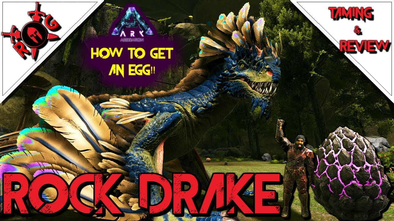Ark Rock Drake Taming Review How To Get An Egg Aberration Youtube You can use the summon command. ark rock drake taming review how to get an egg aberration