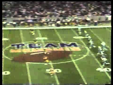 Houston vs Rams 1991