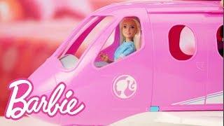 Barbie DreamPlane Playset Demo Video   Barbie