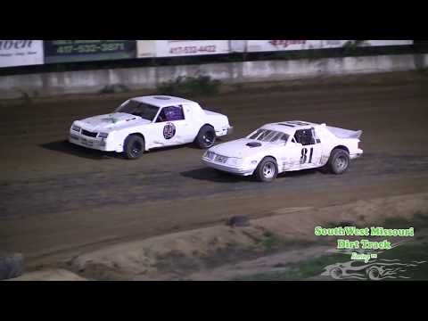 Lebanon Midway Speedway July 7, 2017  Pure Stock Feature Race