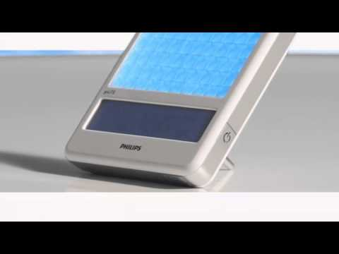 Philips Light Therapy Golite Blu Plus Energy Light Review Youtube