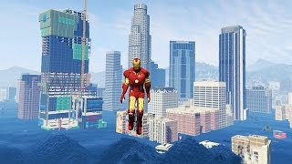 gta 5 tsunami iron man mod jetski cave exploring gta 5 mods showcase episode 44