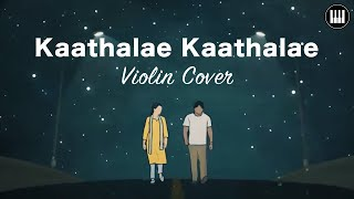 96 - Kaathalae Kaathalae   Violin Cover