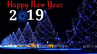 Happy New Year 2019 Wishes Free download Whatsapp status Facebook SMS message Instagram story