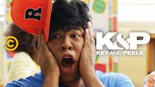 Cool Teacher vs. Class Clown - Key & Peele