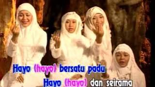 BERSATULAH RHOMA IRAMA (Karaoke)