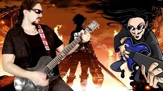 "Attack On Titan - XL-TT ""Epic Metal"" Cover (Little V)"