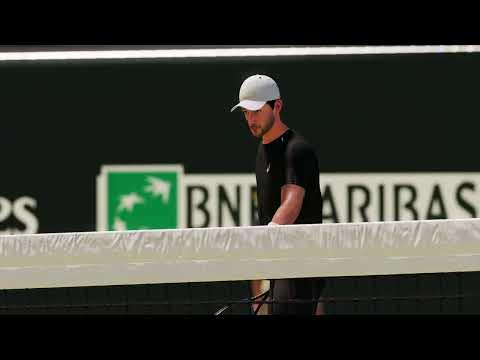 Johnson S. @ Carreño Busta P. [ATP FO 2021] | 4.6. | AO TENNIS 2 | live |