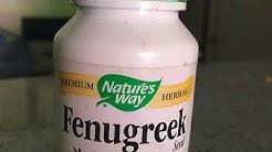 Fenugreek For Breastfeeding