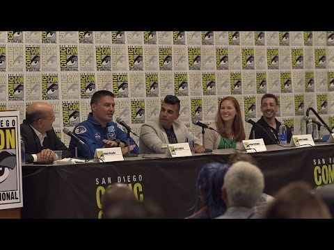 "Comic-Con 2016 Panel: ""Star Trek & NASA Boldly Go"""