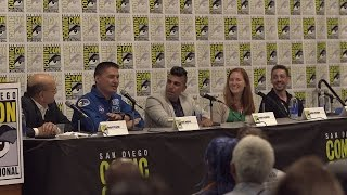 Comic-Con 2016 Panel: Star Trek & NASA Boldly Go