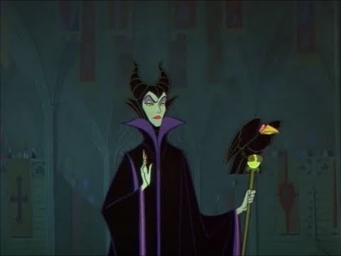 All of Maleficent's Scenes from Sleeping Beauty