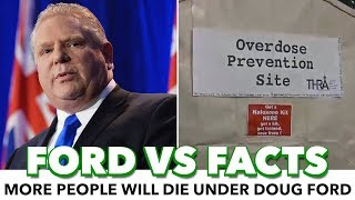 Injection Sites Save Lives, And Doug Ford Is Against Them