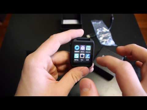 SmartQ W1 Z Watch обзор.