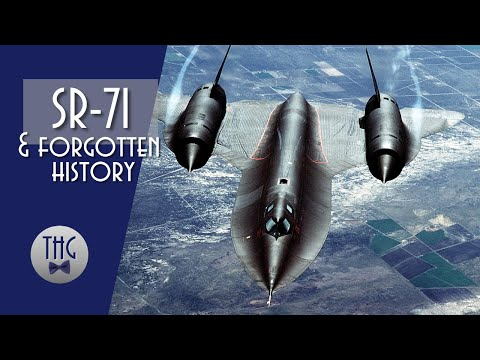Lockheed SR-71s of the Baltic Express