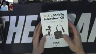 Rode SC6 L Mobile Interview Kit Review