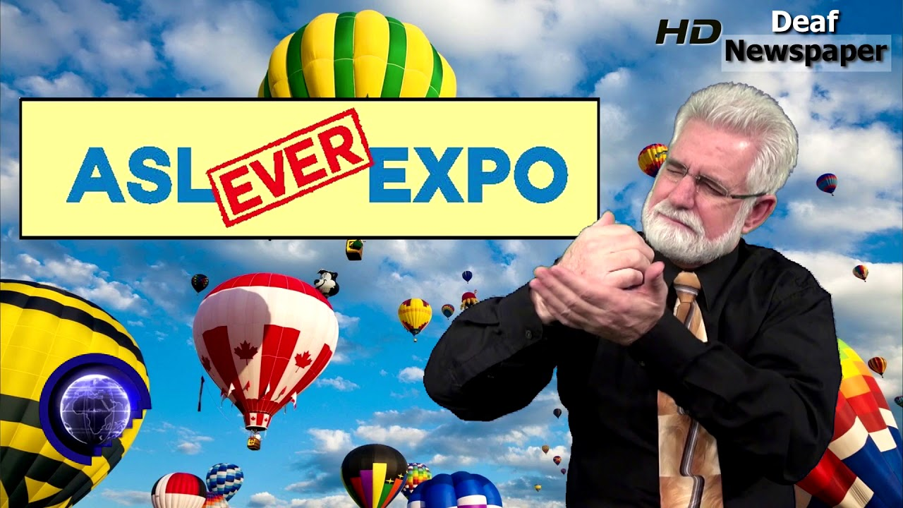 ASL ever EXPO on April 7, 2018