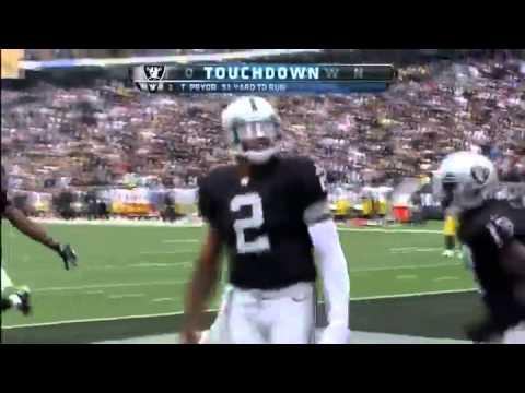 Terrelle Pryor 93 Yard Touchdown