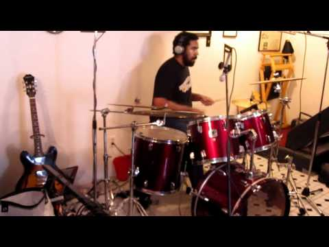 Kirk Franklin He Reigns Drum Cover