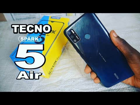 TECNO Spark 5 Air Unboxing & Review: 2020 Best Budget Smartphone?