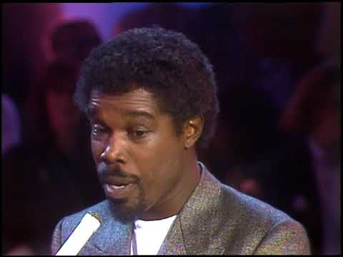 American Bandstand 1986- Interview Billy Ocean