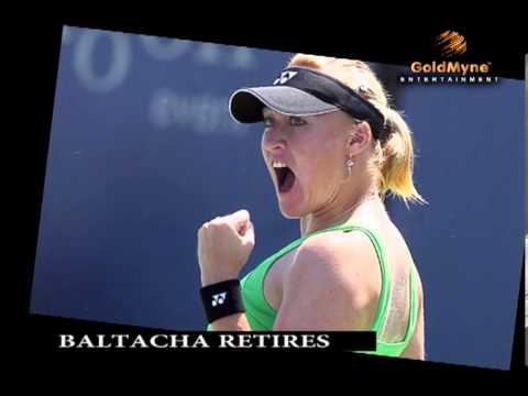 Former British number one Elena Baltacha announces retirement from tennis